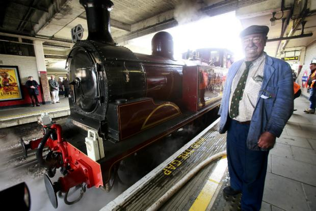 Historic locomotive to steam through borough
