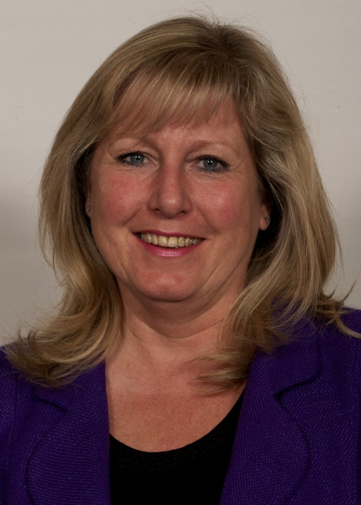 Tory group leader Councillor Susan Hall