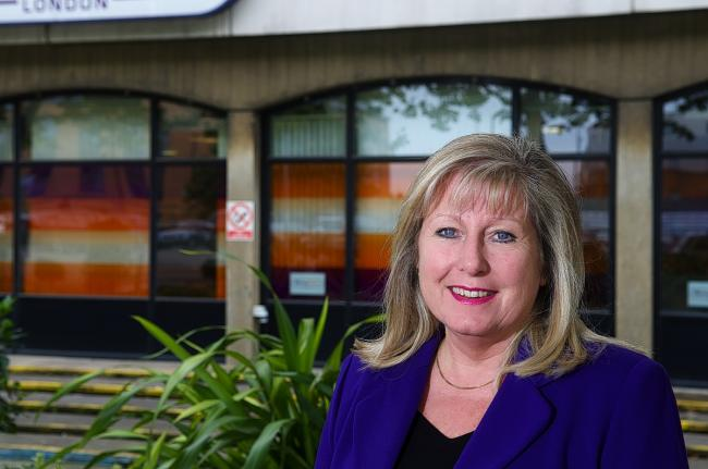 Tory group leader Cllr Susan Hall is now leader of Harrow Borough Council
