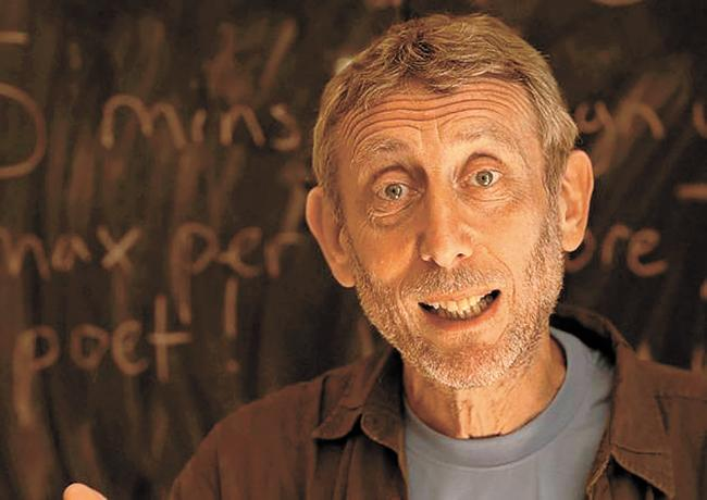 Michael Rosen discovered his love of writing while at Harrow Weald County Grammar School