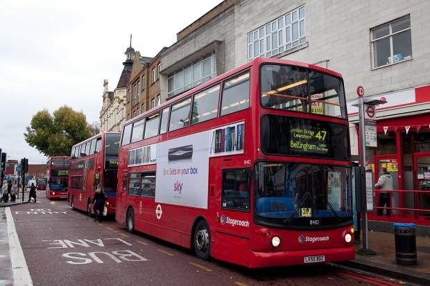 Harrow Times: London buses will no longer accept cash fares from Sunday, July 6