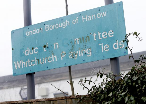 Harrow Times: New school on playing fields site gets backing from government agency