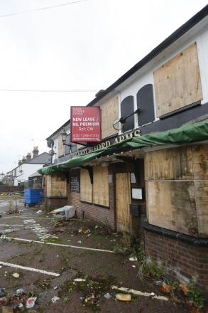 Pub demolition plans rejected