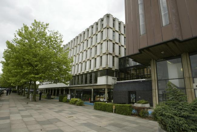 The meeting will take place at Harrow Civic Centre
