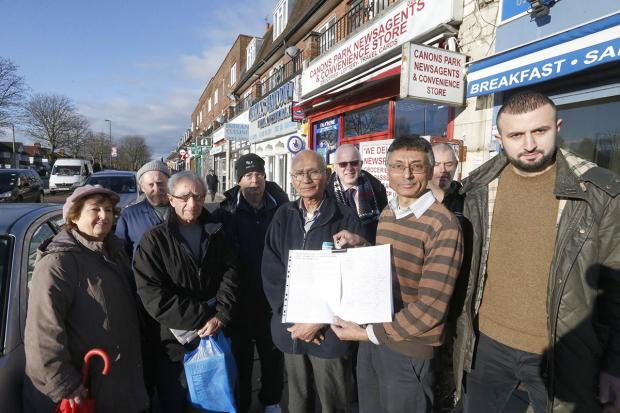 Shopkeeper fears for future with plans for new supermarket
