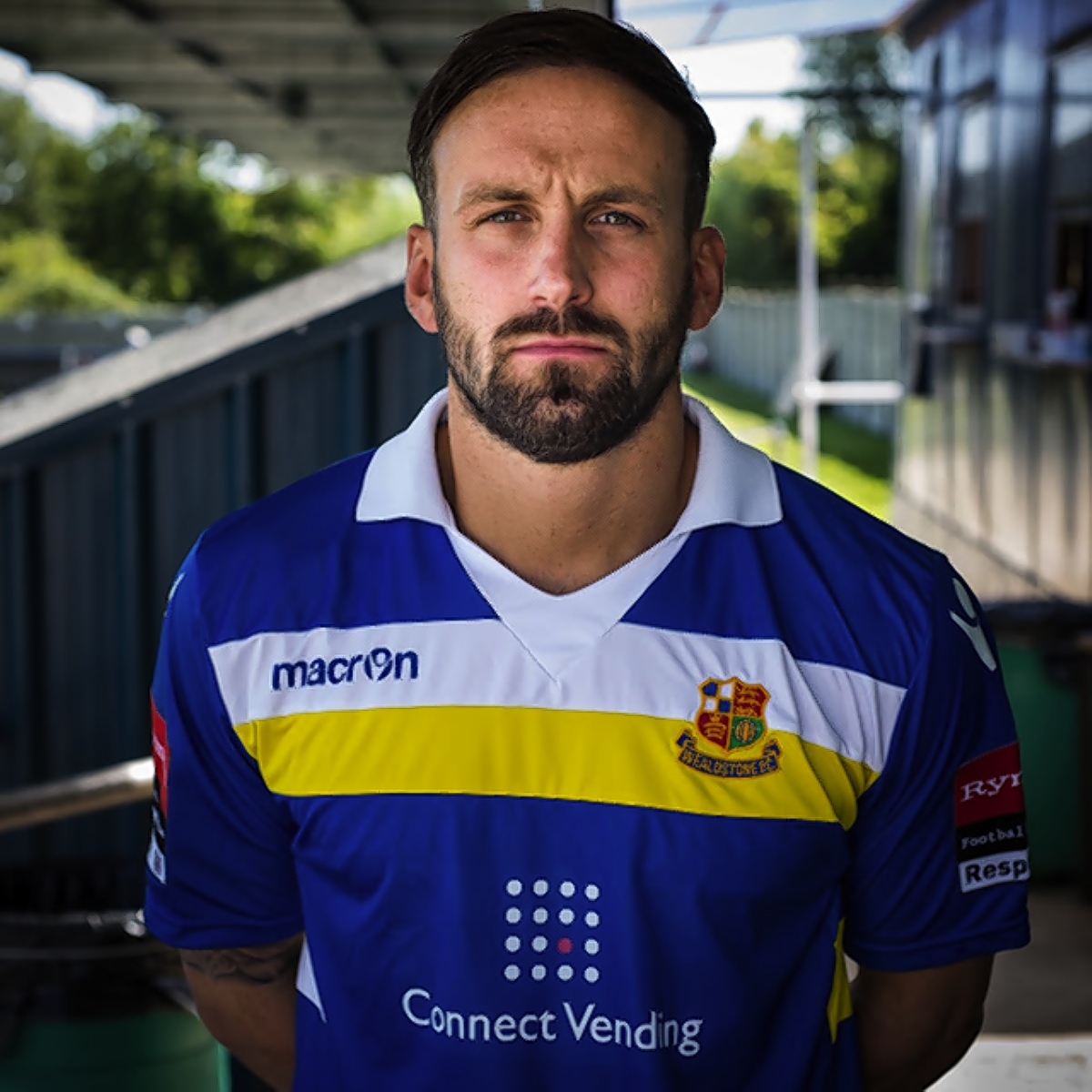 Peter Dean has moved to Hendon: Steve Foster/Wealdstone FC