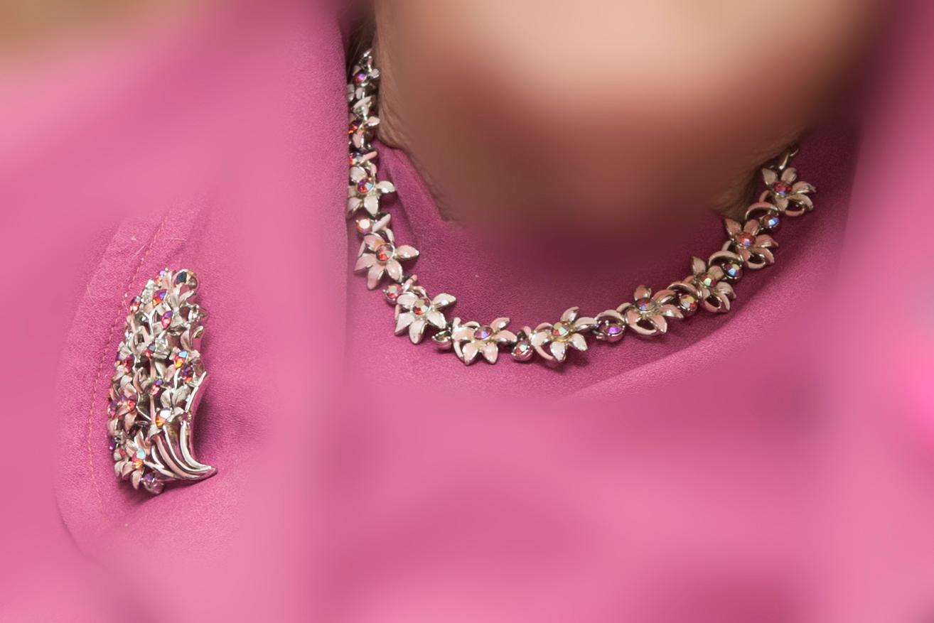 Family appeal for return of stolen necklace