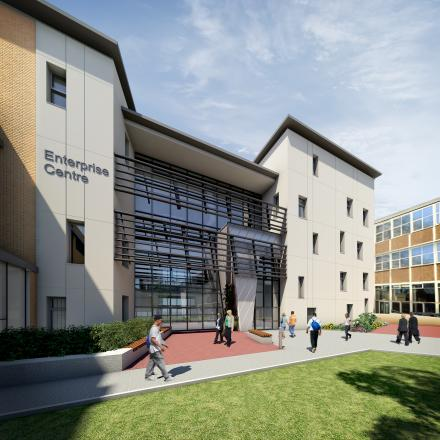 Consultation event about college improvements