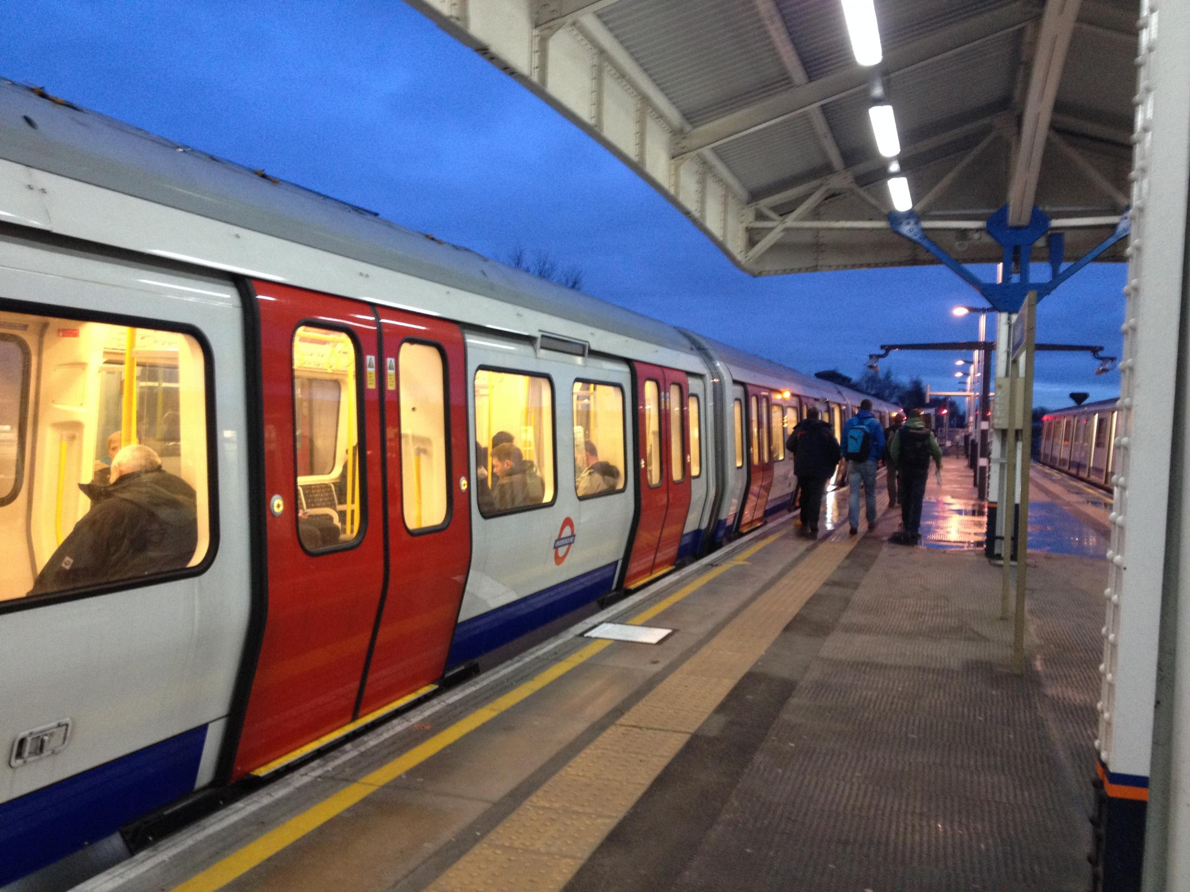 London Underground says it has increased services on the Piccadilly and Jubilee lines to meet greater demand