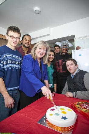 Housing association opens new accommodation unit