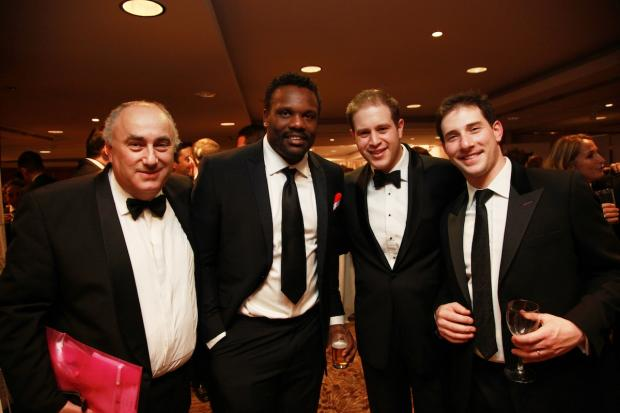 Harrow Times: Guests at the event