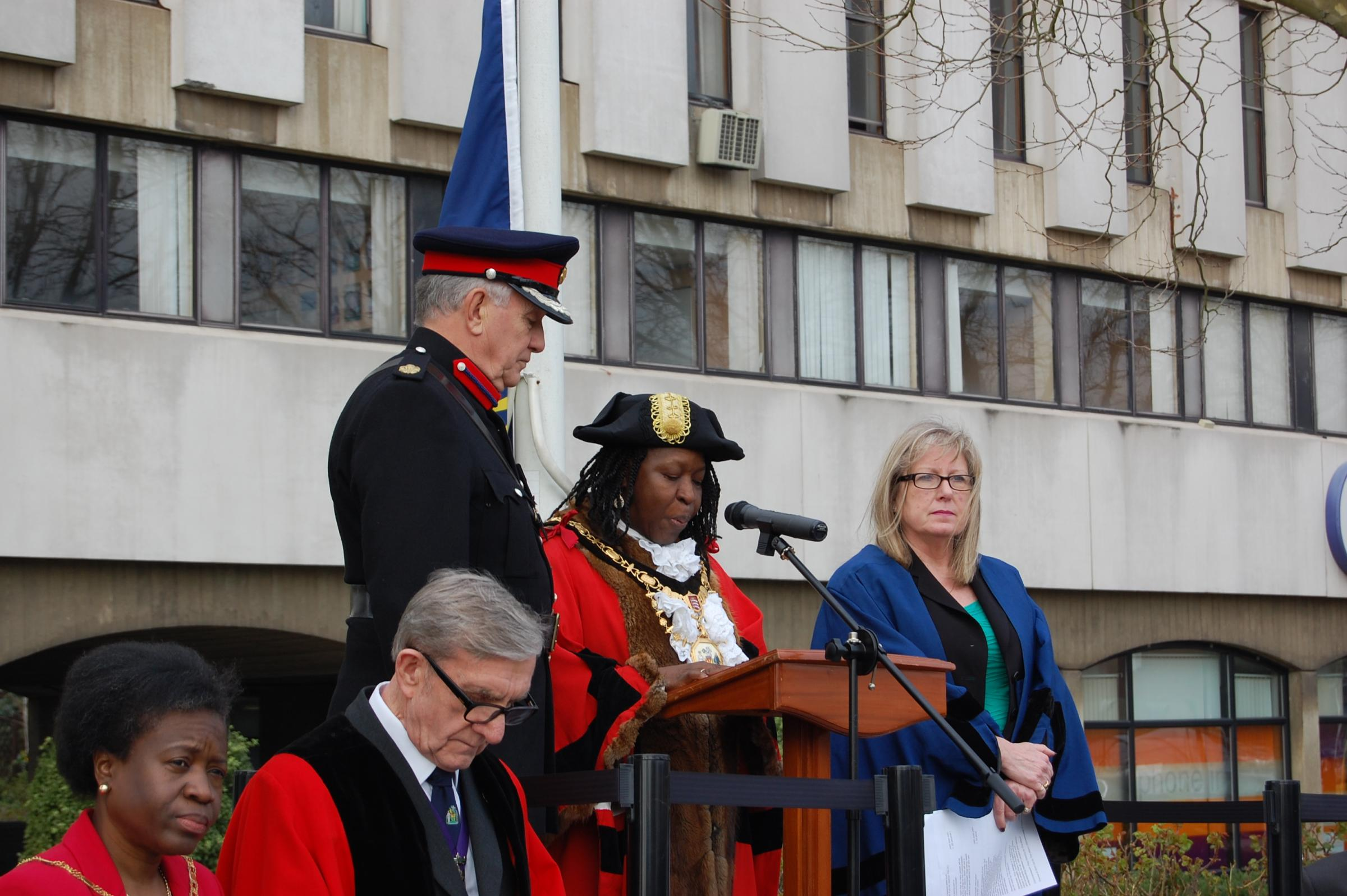 Borough marks Commonwealth Day