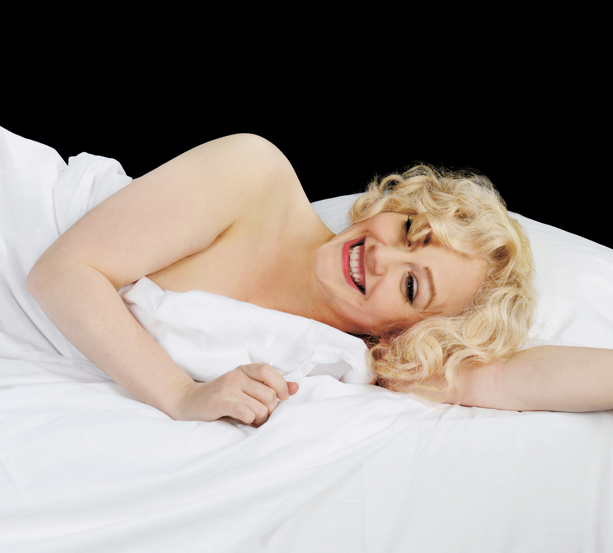 Lizzie Wort is playing Marilyn Monroe
