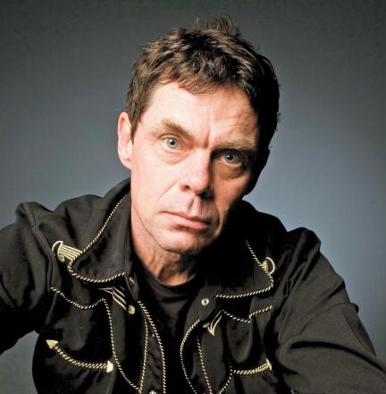 Rich Hall is coming to the Harrow Arts Centre