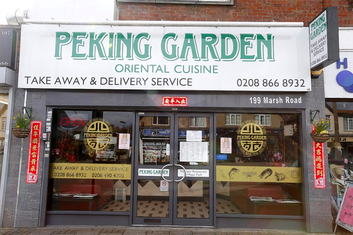 The Peking Garden received the Food Standards Agency's lowest hygiene rating from inspectors in January