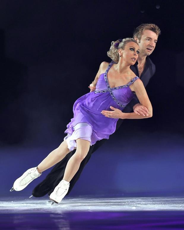 Harrow Times: Review: Dancing on Ice the Final Tour
