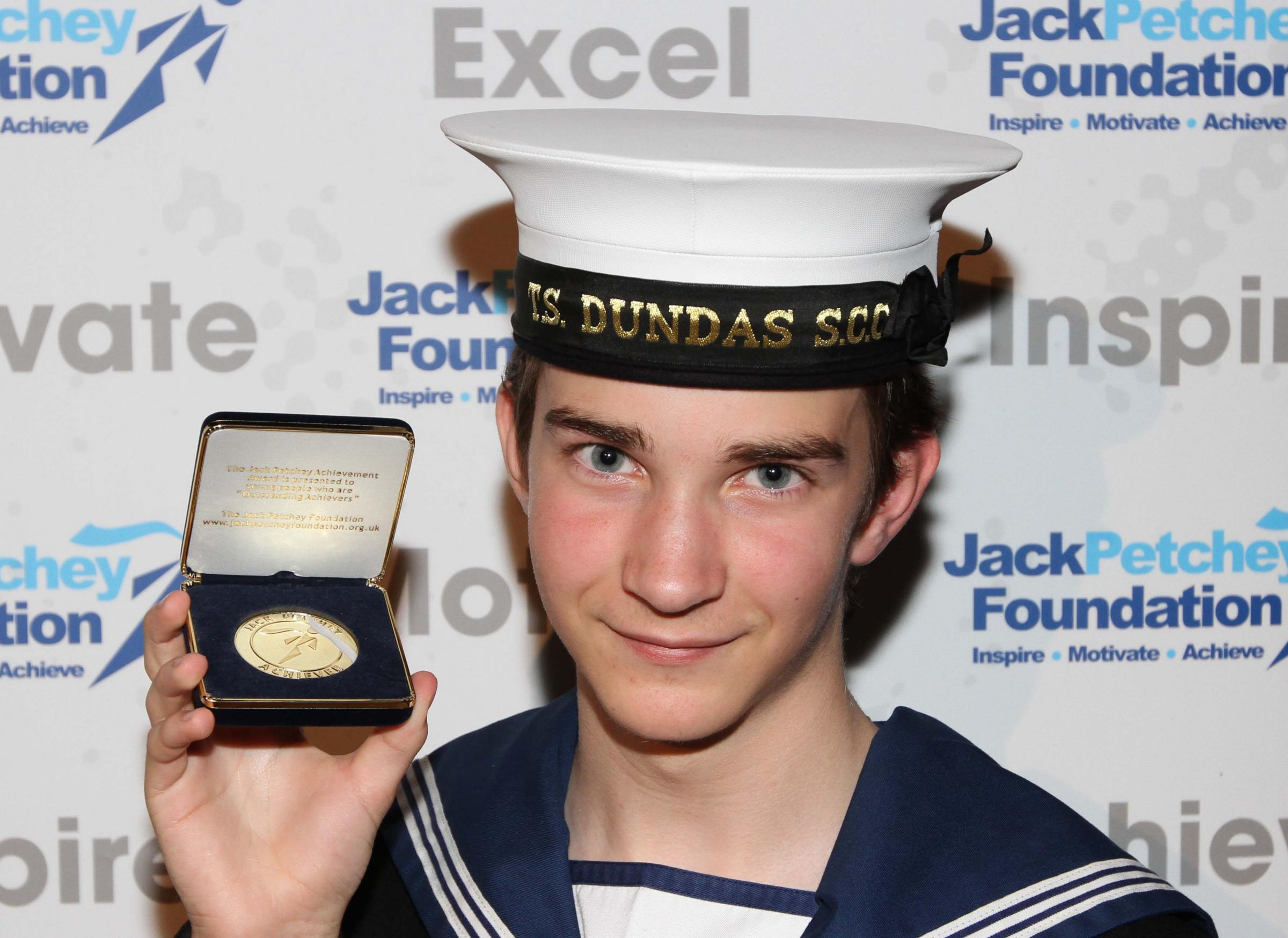 Cadet Giles Rowing