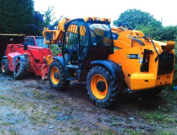 Sentencing delayed for man guilty of exporting stolen machinery