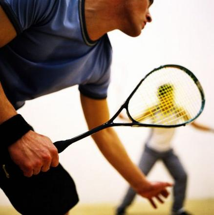 Free squash classes on offer this summer