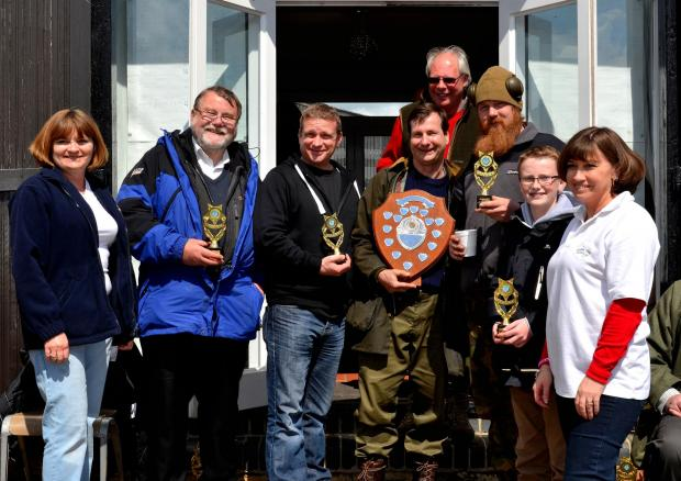 Charity raises thousands with clay pigeon shoot