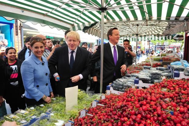 Prime Minister David Cameron writes letter to the people of Harrow