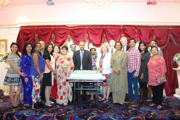 Harrow Times: Deaf club celebrates birthday