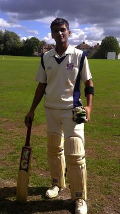 Jigar Shah top scored with 77 for Bessborough