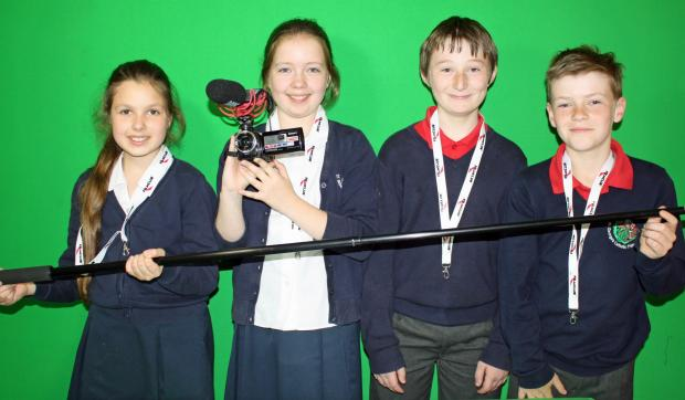 Harrow Times: Pupils pick up film prize