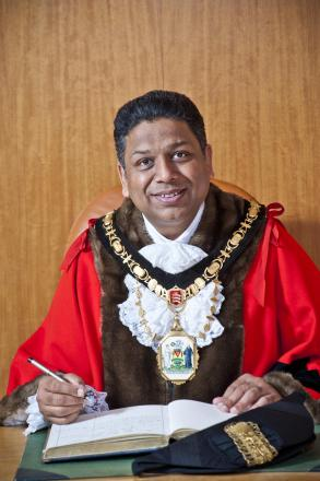New mayor 'honoured' by role