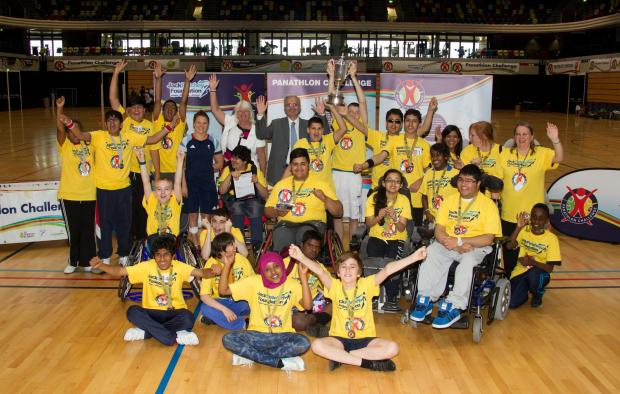 Schools crowned champions of London for second year