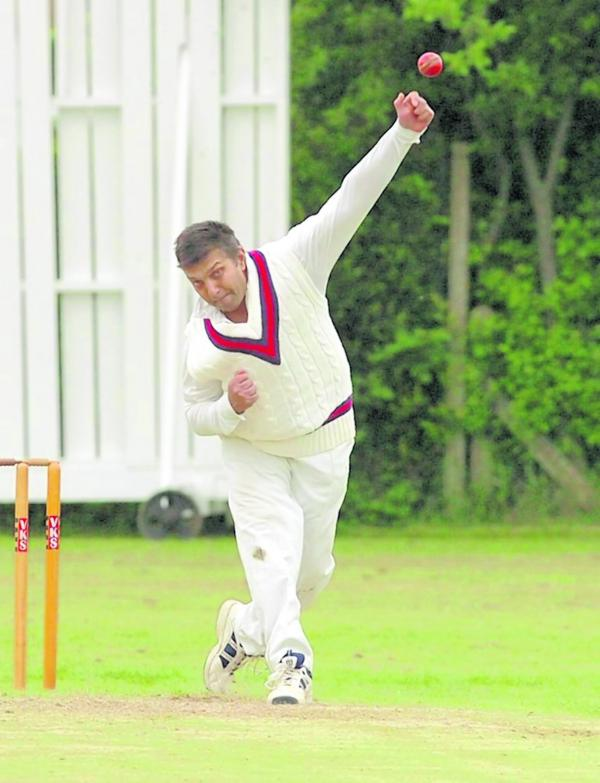 Nitin Modha helped Bessborough Seconds to victory