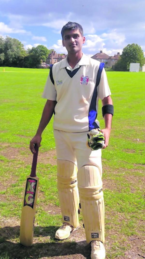 Jigar Shah scored 63 in Bessborough's draw