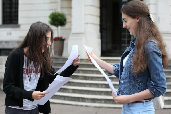 School celebrates international exam results