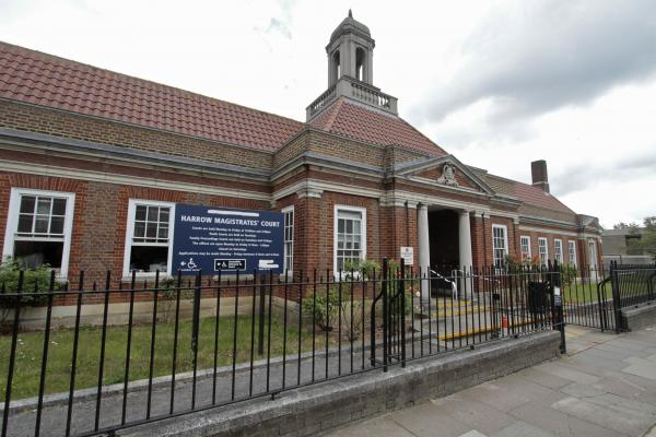 Court plans turned down by council