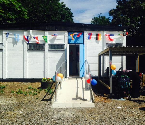 Scout hut gets new lease of life
