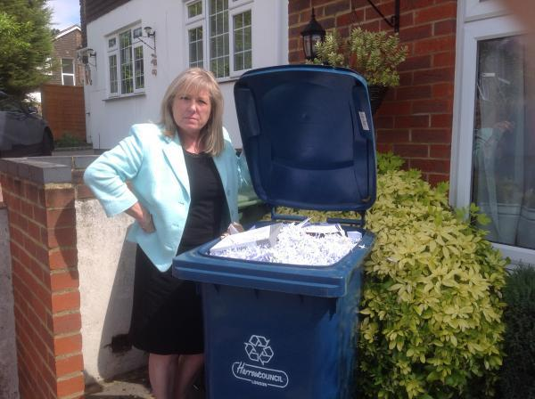 Bins 'left to fester' because of strike action