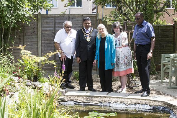 Mental health day centre launches new gardening project