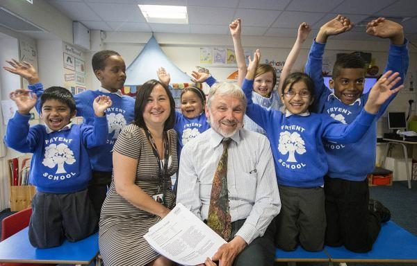 School celebrates Ofsted report after 18 month turn around