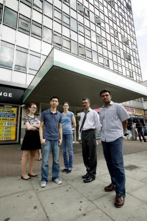 'Senseless' plans to turn office block into flats