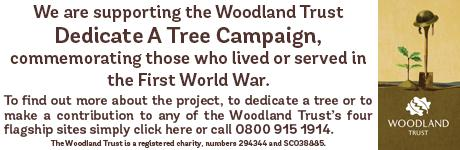 Harrow Times: Woodland Trust