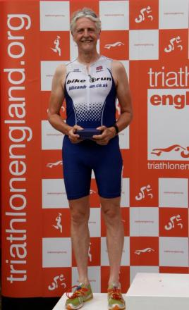 Triathlete champion gets training help from sports centre