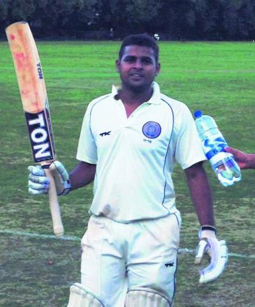 Urooj Ahmed impressed with the bat for Bessborough