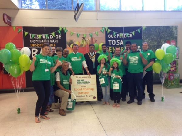Supermarket announces chosen charity of the year