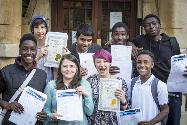 School's GCSE success down to 'continuing excellence in teaching and commitment' says governor
