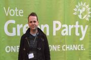 Green Party's Scott Bartle explains why you should vote for him