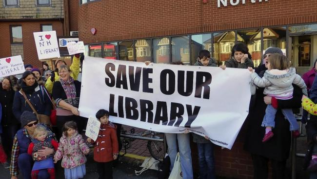 Don't send our libraries up in smoke
