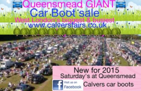 Car Boot Garage Jumble Sales In Harrow