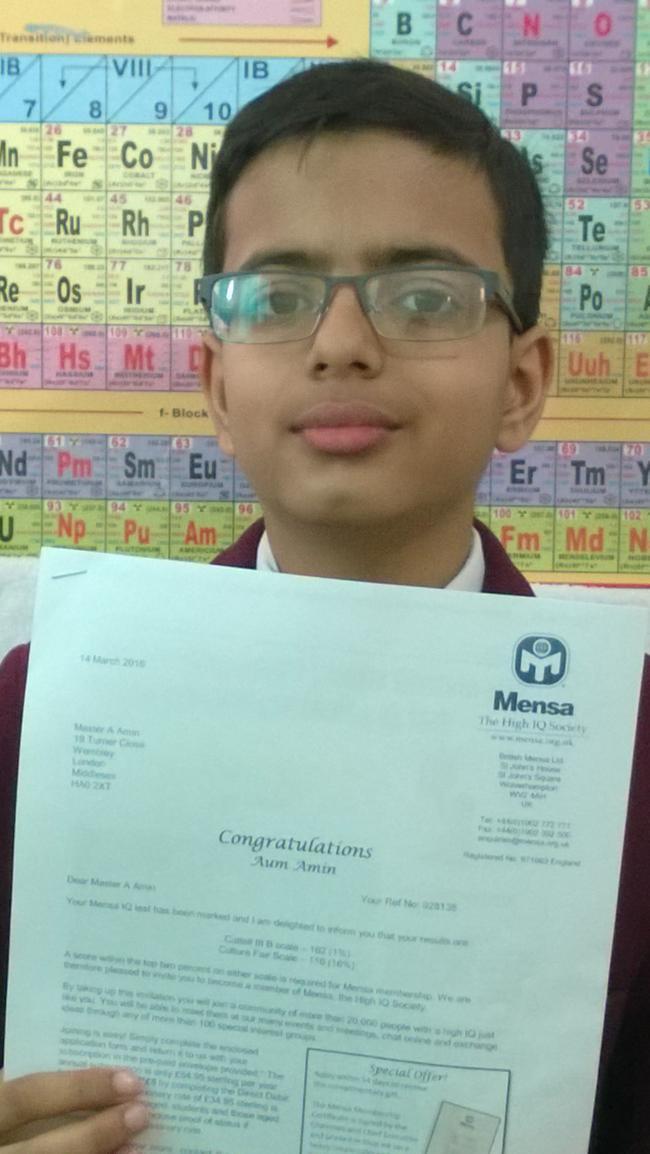 11-year-old genius beats Albert Einstein and Stephen Hawking in