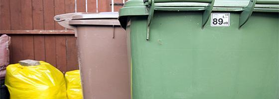 Have you had problems getting your garden waste collected?