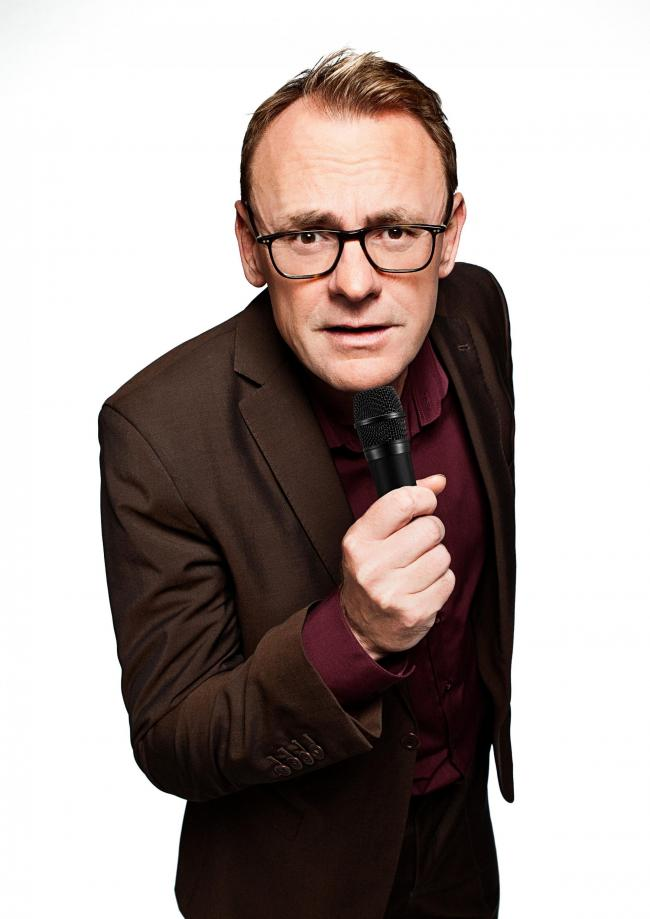 Sean Lock is keeping his tour light at Watford Colosseum this Thursday